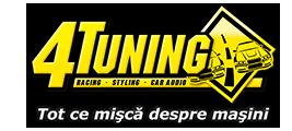 4Tuning - Prezentam cu pasiune tot ce misca despre masini