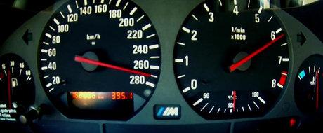 0 - 270 kilometri pe ora la bordul unui BMW M3 E36