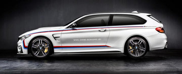 10 masini sport si de lux transformate in shooting brake-uri