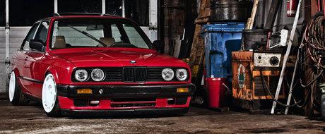 10 motive pentru care trebuie sa-ti cumperi un BMW E30 Ursulet URGENT!