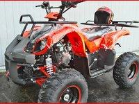 125cc 2WD BEMI Grizzly semi-automat cu revers NOI
