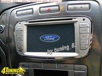 1399 LEI! NAVIGATIE DEDICATA FORD MONDEO FOCUS 2 GALAXY CMAX SMAX GPS DVD TV CARKIT SECOND HAND