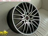 167 Euro Bucata Jante Aliaj Noi Borbet Cw4 Black 5x120 8x17