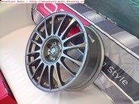 189 Euro Bucata Jante Noi,la Cutie ,sparco-model pista grey5X112 et48/8x17