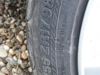 4 buc Jante Peugeot 407 originale pe 17 cu tot cu senzori presiune roti anvelope 90 noi