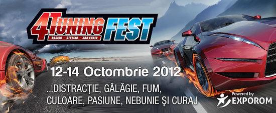 4TuningFEST 2012 - 12-14 Octombrie 2012 - Exporom
