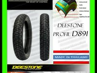 63 Lei ANVELOPA CAUCIUC 2 75 16 2 3 4 16 2 3 4 16 275 16 DEESTONE D891 PLY Rating 4 Tubeless Calitate Exceptionala MADE IN THAILAND Moto Scuter
