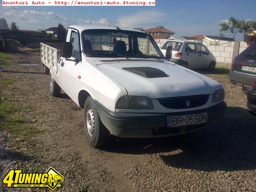 Dacia Pick Up Diesel Pe Obloane Variante 0735789635 - Masini second