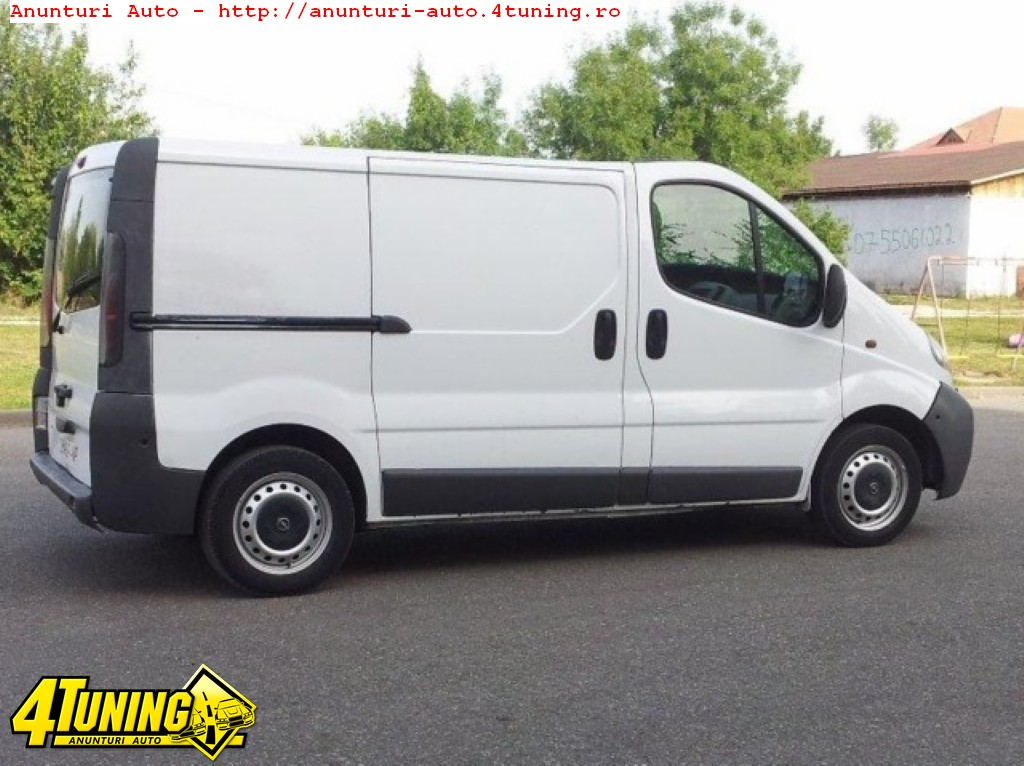 Opel Vivaro Second Hand Used Opel Vivaro Of Km At 13 800