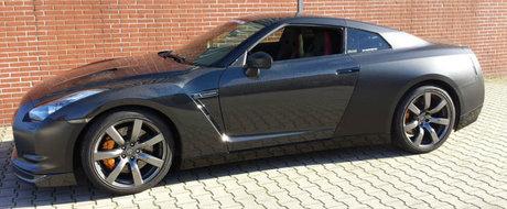 A bagat recent 150.000 de euro in el, iar acum il vinde. Pretul acestui Nissan GT-R de 1.400 CP