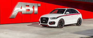 ABT RS Q3: Performanta imbraca haine de... crossover?