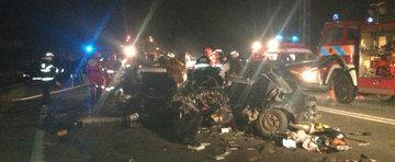 Accident 'sinucigas' pe DN1 cu 6 morti. Cum sta treaba de fapt?