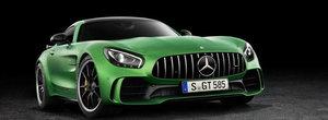 Acestea sunt primele imagini oficiale cu noul Mercedes-AMG GT R