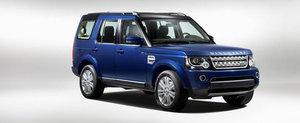 Actualul Land Rover Discovery primeste un facelift subtil