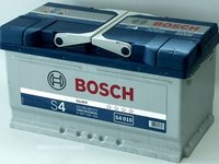 Acumulator Bosch Silver 80Ah