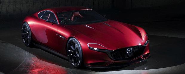 Adio RX-9. CEO-ul Mazda desfiinteaza orice zvon legat de un succesor al sportivei RX-8