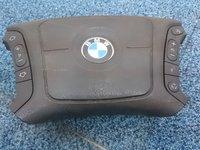 airbag volan bmw e46,e39,e53 single stage cu comenzi