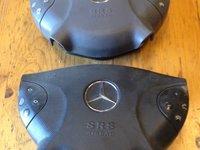 Airbag volan mercedes e class w211 e200 e220 e270 e320 2002 2006