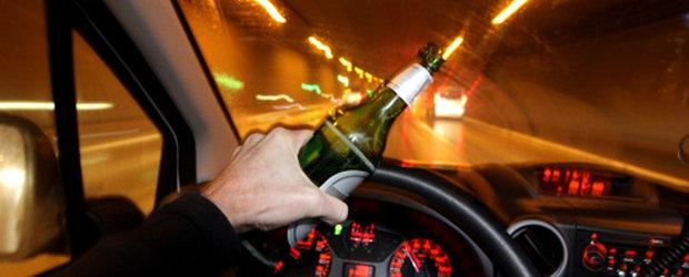 Alcoolul la volan: in cat timp iese alcoolul din sange si cat sa bem ca sa conducem legal?