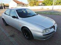 Alfa-Romeo 156 - 1.9 JTD Clima 2000