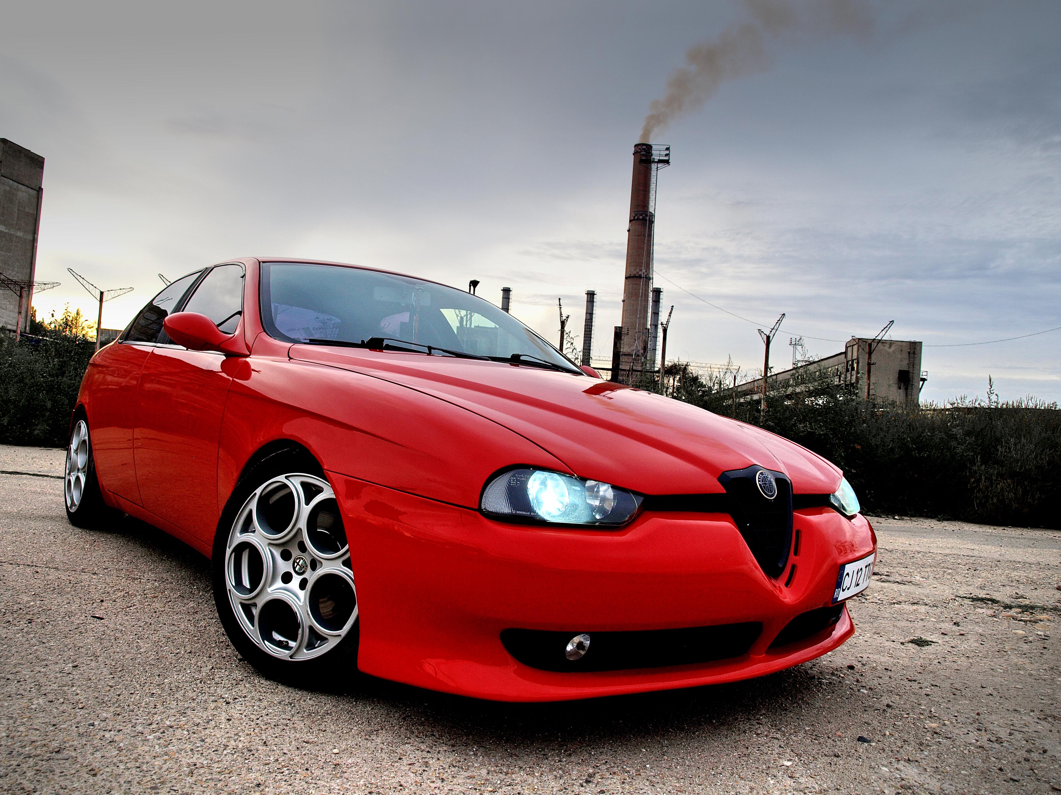 Tudor Todora 24 ani Cluj Napoca Cluj Conduc Alfa Romeo 156