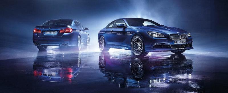 Alpina isi face cadou de ziua sa 2 BMW-uri speciale, cu cate 600 CP fiecare