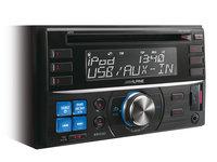 Alpine CDE-W233R RADIO CD 2DIN CU USB SI CONTROL i-Pod