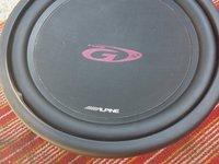 Alpine SWG-1224