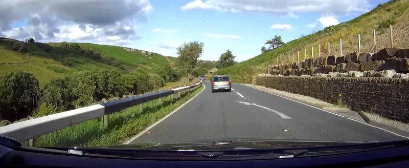Am testat singura camera auto de bord cu senzor de imagine SONY, DOD LS460W