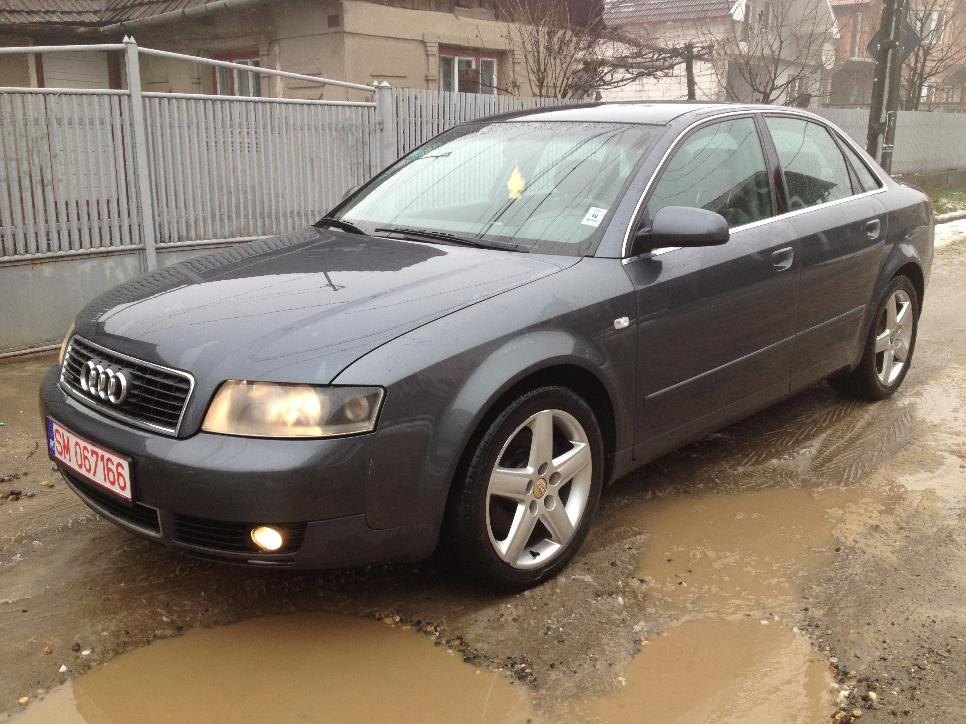 am un audi a4 2 5 tdi quattro din 2001 are 200000 km cod. Black Bedroom Furniture Sets. Home Design Ideas