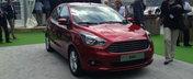 Americanii de la Ford au lansat citadina KA+ in Romania. Pretul de pornire este de 9.900 euro