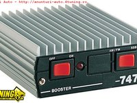 Amplificator 100 Watt HF 747B pentru statii CB 26 30 ALIMENTARE 12 VOLTI