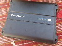 Amplificator auto Crunch