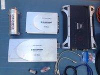 Amplificator Blaupunkt GTA 4 Special MK II -250 Ron