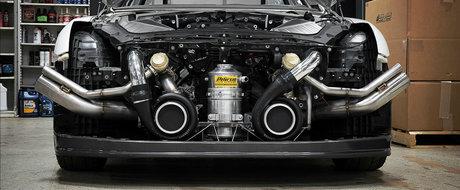 AMS Performance lucreaza la un Nissan GT-R de 2500 CP