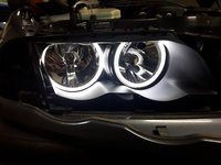 Angel Eyes BMW E46 E36 E39 E53 CCFL Neon Calitatea !