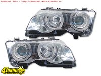 ANGEL EYES BMW E46 SERIE 3 - FARURI BMW E46 LIMOUZINE/COUPE/TOURING