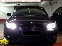 Angel Eyes Bmw e61 ( touring breack e60 ) Facelift Led Marker H8 120w