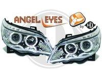 ANGEL EYES BMW SERIA 5 E60 - FARURI ANGEL EYES BMW E60