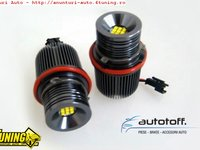 ANGEL EYES BMW SERIA 7 E65, E66 putere 120watts - LED MARKER 120w !