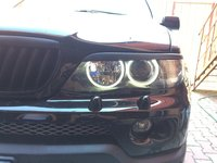 Angel eyes BMW x5 e53 Led Marker 10w 800 Lumeni