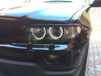 Angel eyes BMW x5 E53 Led Marker