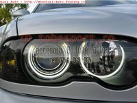 Angel Eyes CCFL BMW E30 E36 E46 E39 E38 X3 X5 DOAR 149 RON