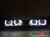 Angel Eyes DTM LED BMW Seria 3 E90 LCI 08-11