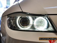 Angel Eyes H8 40W BMW E90 E91 E92 E60 X5 E70 X6 E71 - PROMOTIE 280 RON SET