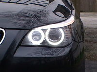 Angel eyes Led Marker 20W 980 Lumeni BMW E39 E60 E61 E65 E66 E53 X3 X5 E83 Etc