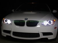 Angel Eyes Led Marker H8 40W BMW e92 e93 e60 facelift x5 e70 x6 e71 e87 E82 X5 X6 E60 E90 E63 E64