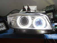 Angel Eyes Led Marker H8 80W BMW e92 e93 e60 facelift x5 e70 x6 e71 e87 E82 X5 X6 E60 E90 X1 F01 F02