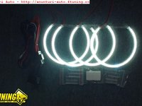 Angel eyes SMD 250 ron 120 led uri pentru BMW e36 e38 e39 e46