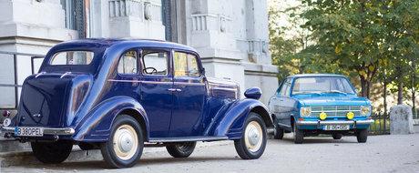 Aniversare Opel alaturi de Arhivele Nationale ale Romaniei